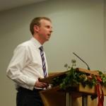 Pastor Stuart Harding