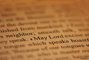 bible closeup small