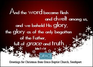 christmas at grace 2013