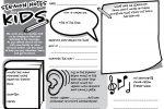 kids sermon notes