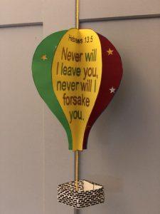 Colour balloon