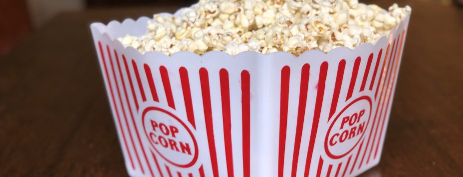 Popcorn done
